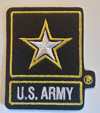 US ARMY STAR PATCH - MADE IN THE USA!