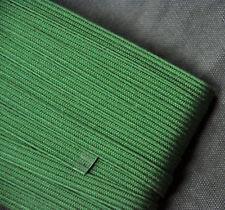 10mm Japanese cotton tsuka-ito, green