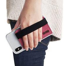 Ringke Flip Card Holder With Elastic Hand Strap Slim Soft Band Grip Fashion 3m
