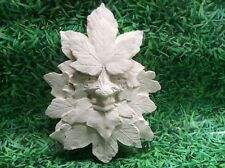 LATEX ONLY MOULD GREEN MAN WALL PLAQUE 30CM TALL ORNAMENT MOULD