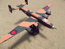 Built 1/144: British HANDLEY-PAGE HALIFAX Bomber Aircraft RAF