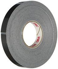 3M 79922 Scotchlite Reflective Striping Tape, 1/2 inch, Black