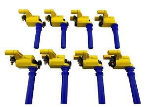 8 Performance Ignition Coils for 2003 2004 2005 Ram 1500 2500 3500 Durango 5.7L