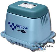 HIBLOW HP-100LL SEPTIC AIR PUMP AERATOR NEW FREE SHIPPING