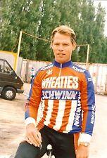 Cyclisme, ciclismo, wielrennen, radsport, PERSFOTO'S WHEATIES-SCHWINN 1988