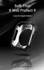 Protective Case For Apple Smart Watch Series 4 40mm Genuine Dux Ducis Black UK