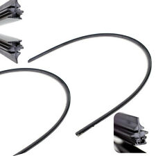 """Replacement refill rubber wiper blades 40"""" 100cm extra long TRUCK BUS HGV set 2"""