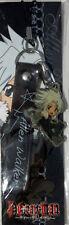 D.Gray-Man Allen Walker Metal Phone Strap Anime Manga Licensed NEW