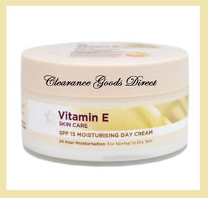 Superdrug Vitamin E SPF15 Moisturising Cream 100ml