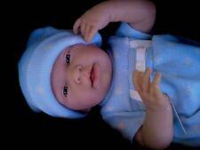 THEO BEBE PREMATURE HABIT TETINE  SEXUE GARCON JOUET REBORN POUR ENFANT neuf