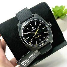 SALE! ZODIAC Grandhydra Ronda 1015 Stainless Steel Watch ZO9959; SWISS MADE