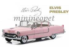 GREENLIGHT 12950 ELVIS PRESLEY 1955 CADILLAC FLEETWOOD SERIES 60 1/18 PINK