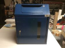 DVault Locking Collection box. Counter/Floor. Sharps, Medical, Mail, Key Drop