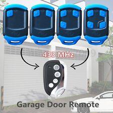 Blue Gate Garage Remote Control Replacement For 433 MHz Centsys Centurion NOVA