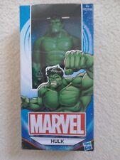 "2 Marvel hulk 1. 6"" action figure in box by hasbro new 1. 12"" no box"