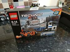 LEGO Technic 42062 Container Yard Truck Brand New & Factory Sealed