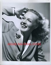 "Rita Johnson Here Comes Mr. Jordan Original 8x10"" Photo #M5988"