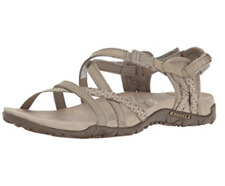 MERRELL WOMEN TERRAN LATTICE II SANDALS TAUPE NUMERO 36