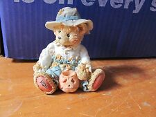 Cherished Teddies Enesco Gary True Friendship is Scarce 912786