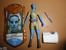 AVATAR movie NAVI dr GRACE AUGUSTINE figure TOY Sigourney Weaver James Cameron