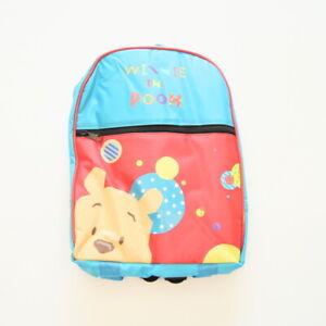 Winnie The Pooh Bottle Bag & Back Pack