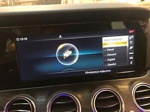 Navigation Mercedes COMAND high HDD ntg5.5 w205 w213 w222 anti-theft a2229003619