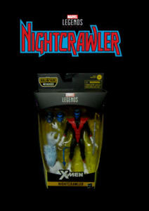 "Marvel Legends X-Men Series Wendigo Wave NIGHTCRAWLER (Classic) 6"" Comics Figure"