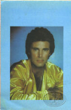 RICKY NELSON 1981 TOUR PROMO BACKSTAGE PASS