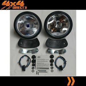 HELLA RALLYE FF4000 DRIVING SPOT LIGHTS W/ 55W HID CONVERSION KIT