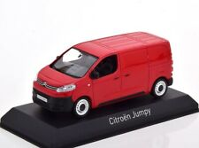 Citroen Jumpy Box Red 2016 1:43 Norev 155821 Diecast