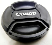 Canon LC-49mm Snap-on Plastic Front Lens Cap 49mm for EF-M 15-45mm f3.5-6.3 STM