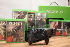 Microsoft Xbox One 500GB inkl tollem Spielepaket und Gewährleistung