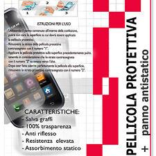 Pellicola protettiva proteggi LCD touch per SONY XPERIA S LT26i  PROTEZIONE