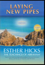 Abraham-Hicks Esther 2 DVD Cancun 2013 LAYING NEW PIPES - NEW