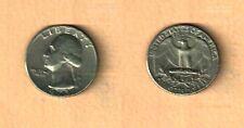 MONETA G.WASHINGTON 1973 LIBERTY -QUARTER DOLLAR - U.S.A.- CONS. BB+   N.52