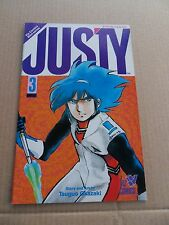 Justy 3 . Tsuguo Okazaki - Viz Comics 1988 -  VF