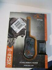 SportDOG SD-825X SportHunter Remote Dog Training Collar 1/2-Mile w/ Color Strap