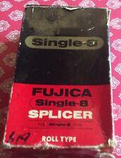 FUJICA SINGLE 8 FILM SPLICER