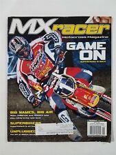MX Racer April 2003 - Brock Sellards - Supercross - Elsinore Bike Collection