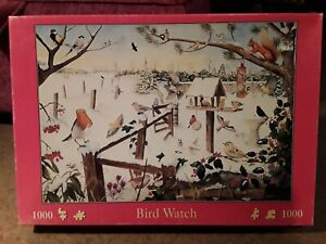 BIRDS EYE BY TRACY HALL 1000 PIECE HOUSE OF PUZZLES JIGSAW