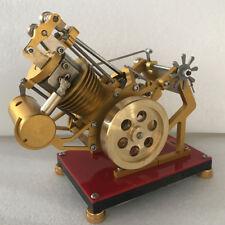 Flame Eater Engine Model Toy Mini Vacuum Engine Motor Hot Air Stirling Engine