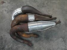 1996 96 ARCTIC CAT THUNDERCAT 900 SNOWMOBILE BODY EXHAUST PIPE PIPES CHAMBER