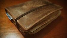 Grail Diary Indiana Jones fanmade prop replica +inserts