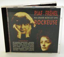 CD - Piaf & Fréhel - Ma grand-mère est une rockeuse - My Grandmother Is A Rocker