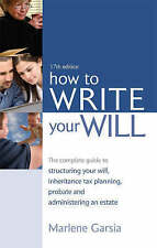 How to Write Your Will: The Complete Guide to Structuring Your Will Inheritance