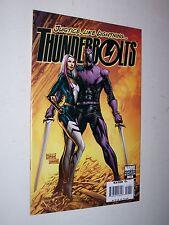 Thunderbolts #113 Billy Tan 1:20 Songbird & Swordsman Variant VF/NM unread
