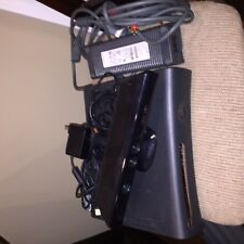 062 Microsoft Xbox 360 with kinect no hard drive