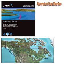 New listing Garmin Lca100F Lakevu Hd Ultra Canada Inland Lakes 2016 Version