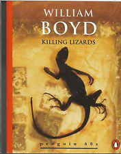 Killing Lizards and Other Stories (Penguin 60s) - William Boyd -