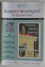CPC Cartes Postales et Collection n°145- MO Monique Passal Viticole Navire Ruine